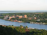 Michigan Tech campus- long view