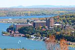 Michigan Tech in Autumn