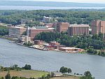 Michigan Tech Campus View August 2011