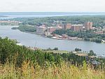 Michigan Tech Campus View