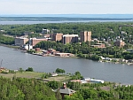 Michigan Tech Campus View June 2012