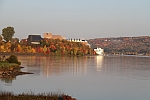 Michigan Tech campus view from east October 2012