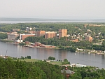 View of Michigan Tech