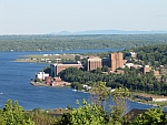Michigan Tech Campus View August 2013